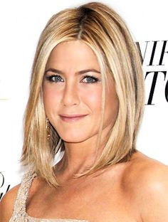 """I've loved her since Friends. And yes, I had the """"Rachel"""" bob back in the day. Her style is effortless."""