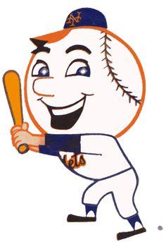 New York Mets Alternate Logo (1963 - 1970)
