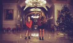 """Lennon and Maisy Singing """"Silent Night"""" is the Only Thing You Need to Hear this Season"""