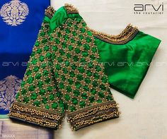 Most up-to-date Photographs Coloring Design blouse Popular Color a website is no. - Most up-to-date Photographs Coloring Design blouse Popular Color a website is not information on ho - Cutwork Blouse Designs, Wedding Saree Blouse Designs, Fancy Blouse Designs, Blouse Patterns, Wedding Sarees, Hand Work Blouse Design, Stylish Blouse Design, Trends, Body
