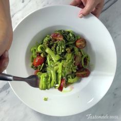 A little nutty with great herby flavor, this low-carb veggie dish is ridiculously delicious.