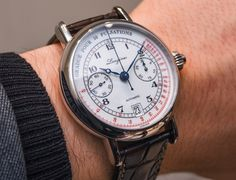 Hands-on review of the Longines Pulsometer Chronograph watch, designed for medical professionals, and with a winning classic style.