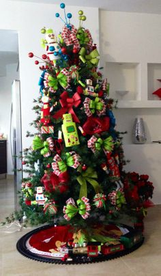 1000 images about el arbol de casa on pinterest the - Pinos de navidad artificiales ...