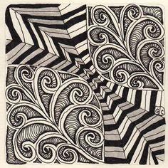 zentangle!  Love this!!