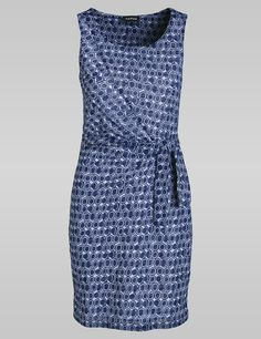 Taifun - Feminines Jersey-Kleid (Größe 34 - 46)