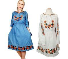 Set rochii traditionale Mama - Fiica #rochie #traditional #instafashion #ietraditionala #ie
