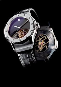 TOURBILLON CLASSIC, Hublot Timepieces and Luxury Watches on Presentwatch