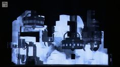 Amon Tobin-Projection Mapping during live performance. Good to see new innovation on stage. Projection Mapping, Amon, Beats, Music Videos, Innovation, Stage, Advertising, The Incredibles, Marketing