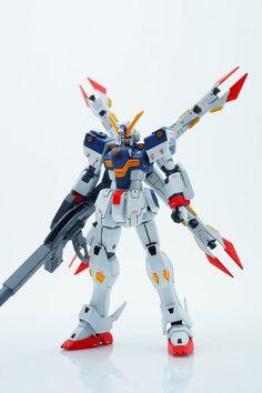 HGUC 1/144 Crossbone Gundam X2 - Painted Build