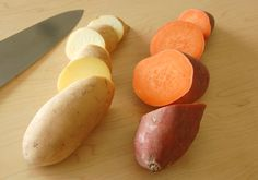Let's Get It Right, Sweet Potatoes Aren't Yams