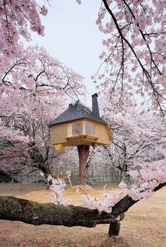 Terunobu Fujimori's Teahouse Tetsu, Kiyoharu Shirakaba Museum, Nakamaru, Hokuto City, Yamanashi, Japan by Akihisa Masuda