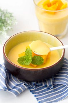 mango pudding-Chinese style by China Sichuan Food