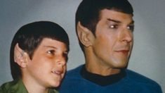 Spock and son