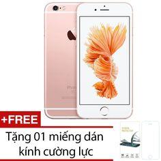 Apple iPhone 6s Plus 64Gb (Hồng) - Hàng nhập khẩu + Tặng 01 miếng dán kính cường lực | Lazada.vn