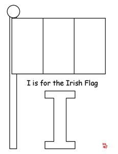 Coloring Page for St. Patrick's Day.  Learn how to use them at Making Learning Fun.