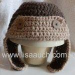 16 Free #Crochet Pattern for Baby Hats