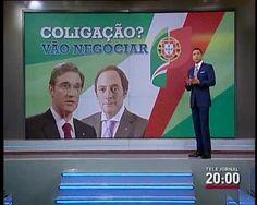 Paulo Portas reuniu-se com Pedro Passos Coelho