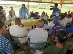 Gobierno restablece proyecto productivo en Sabana de Cardón, pondrá a producir 7,000 tareas