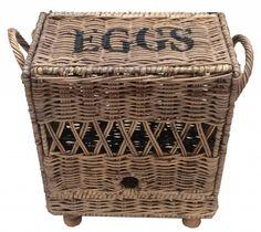 Sweet Living Rieten Eiermand - Eggs