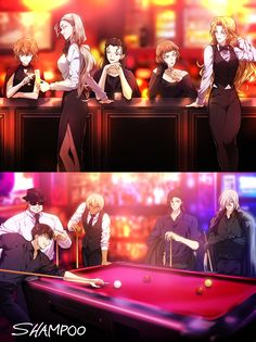 Ah bah, bravo l'organisation, c'est ça, vos passe-temps ! Dc Anime, Anime Guys, Manga Anime, Conan Comics, Detektif Conan, Magic Kaito, Happy Tree Friends, Detective Conan Gin, Kaito Kuroba