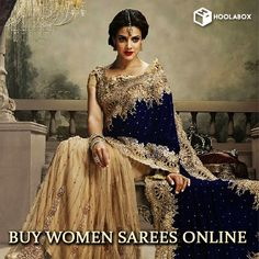 Buy #Indian #designer .fancy & party wear #sarees online for #Women. Find fashionable and trendy sarees in various colors, designs, fabrics and styles at #Hoolabox. India's largest online shopping store for buy womens clothes online at best prices.  Please Visit:- http://hoolabox.com/92-saree