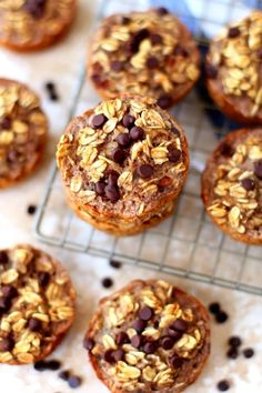 Knock out your sweet tooth cravings with these simple oatmeal cups.Here's the recipe.