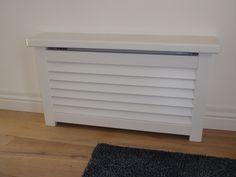 radiator ombouw louvre lambrisering