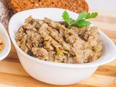 pasztet_soczewica_glowne_Fotolia_82102197_Subscription_XL Green Beans, Mashed Potatoes, Dips, Cereal, Oatmeal, Vegan Recipes, Vegetables, Breakfast, Ethnic Recipes