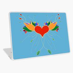 'Love is Love dreamcatcher' Laptop Skin by Moojan Azar Laptop Skin, Laptop Bag, Valentine Day Gifts, Valentines, Canvas Prints, Art Prints, Sell Your Art, Vinyl Decals, Dream Catcher