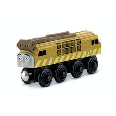 Thomas & Friends Wooden Railway Medium Engine - Diesel 10 | Toys R Us Babies R Us Australia