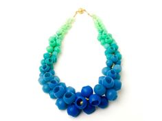 Jenny Llewellyn  - use of translucent silicone in her jewellery