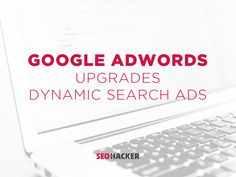 Google AdWords Upgrades Dynamic Search Ads http://ift.tt/2nEF5mL  Google AdWords has recently made a number of improvements to Dynamic Search Ads which they claim to make the service better and more effective than ever. Heres what you need to know:  More Control  PageFeeds essentially allows advertisers to dictate precise URLs for use with Dynamic Search Ads. What this does is that it helps Dynamic Search Ad Campaigns directly control the service to onlyshow products and servicesthat are…