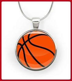 Basketball Circle Pendant - Basketball shirts (*Partner-Link)