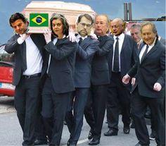 Blog dos Virginianos: Hoje, dia 07/12, o Brasil foi sepultado pelo STF. ...