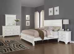 Discover the best coastal bedroom furniture sets, which includes matching coastal beds, beach dressers, coastal headboards, beach nightstands, and more. Full Bedroom Furniture Sets, Kids Bedroom Furniture Design, White Wood Bedroom Furniture, Wood Bedroom Sets, Small Room Bedroom, Home Bedroom, Bedroom Ideas, Queen Bedroom, Master Bedroom