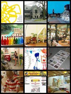 """Reggio Emilia: Reggio Emilia Schools - lots of inspiring images ("""",)  Scopri le Offerte!"""