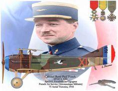 René Fonck est mort en 1953 dans l'oubli général. Pauvre reconnaissance pour un héro...
