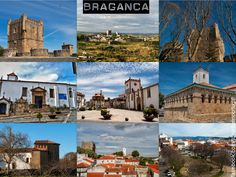 Bragança ~ Turismo en Portugal