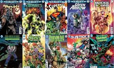 Weird Science DC Comics: Weird Science DC Comics Podcast Ep 76: Reviews of ...