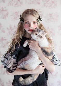 ひたすらおしゃれで可愛い女の子 : Photo