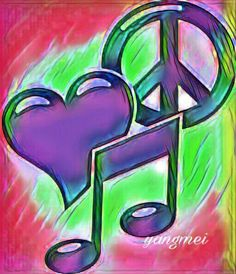 Peace, Love, and Music! Ashlie Terry!