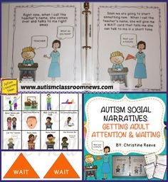 Teaching Appropriate Attention-Seeking to Replace Challenging Behaviors (Freebie!) - Autism Classroom Resources