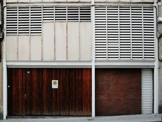 Jose Antonio Coderch | Casa Tapies | Barcelona, España | 1960-1963