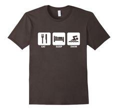 Eat Sleep SWIM Repeat Shirt - I Love SWIM >> Click Visit Site to get yours hot Shirts - Only $17 - $19. #tshirts, #photo, #image, #shirt, #xmas, #christmas, #gift, #presents, #fatherday, #gift, #giftfordad, #motherday, #giftformom
