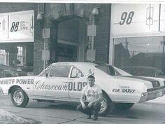 '67 Olds 442 Drag Racing car