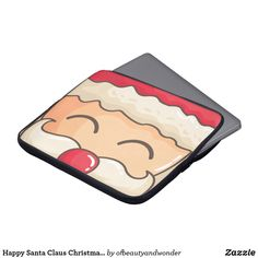 Choose from a variety of Cute laptop sleeves or make your own! Shop now for custom laptop sleeves & more! Custom Laptop, Best Laptops, Personalized Products, Christmas Fun, Laptop Sleeves, Santa, Phone Cases, Happy, Gifts