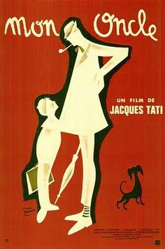 Mon Oncle, 1958 / Jacques Tati