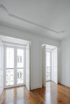 Apartamento São Caetano: Quartos minimalistas por Vanessa Santos Silva   Arquiteta