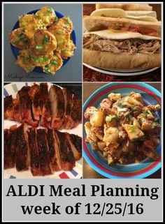 I've been sitting here trying to do the usual weekly ALDI meal plan, but it just makes so little sense on a week that includesboth Christmas and New Year's Eve! Browseall the weekly ALDI meal plans here, noting that some prices may have changed since originally posted. So instead, I thought it might be helpful just to list some general easy meal options around this week's meat sales to supplement your Christmas dinner + leftovers. We'll get back to the  {Read More}