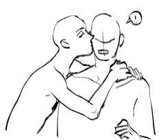 kissing - Art References